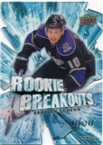 2010/11 Upper Deck Rookie Breakouts #RB16 Brayden Schenn /100