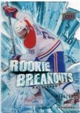 2010/11 Upper Deck Rookie Breakouts #RB18 P.K. Subban 56/100