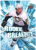2010/11 Upper Deck Rookie Breakouts #RB26 Eric Tangradi /100