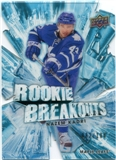 2010/11 Upper Deck Rookie Breakouts #RB29 Nazem Kadri /100