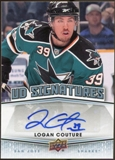 2010/11 Upper Deck Signatures #UDSLC Logan Couture Autograph