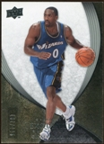 2007/08 Upper Deck Exquisite Collection #11 Gilbert Arenas /225