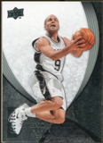 2007/08 Upper Deck Exquisite Collection #25 Tony Parker /225
