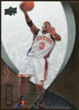 2007/08 Upper Deck Exquisite Collection #29 Stephon Marbury /225