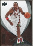 2007/08 Upper Deck Exquisite Collection #40 Michael Redd /225