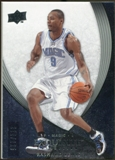 2007/08 Upper Deck Exquisite Collection #54 Rashard Lewis /225