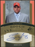 2005/06 Upper Deck SP Signature Edition Rookies INKorporated #SM Sean May Autograph /50
