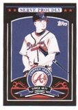 2009 Topps Update Propaganda #PP07 Chipper Jones