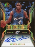 2007/08 Upper Deck SP Game Used SIGnificance #SIAJ Antawn Jamison Autograph