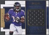 2012 Panini Prominence #10 Bernard Pierce Rookie Projection Materials Jersey #156/299