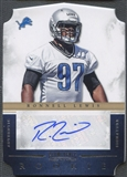2012 Panini Prominence #189 Ronnell Lewis Rookie Auto #104/199