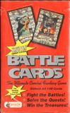 Battle Cards Booster Box (1993 Steve Jackson Games)