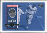 2000 Upper Deck Brooklyn Dodgers Master Collection #BD4 Gil Hodges /250