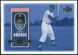 2000 Upper Deck Brooklyn Dodgers Master Collection #BD11 Sandy Amoros /250