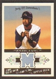 2009 Upper Deck Goodwin Champions Memorabilia #YO Chris B. Young