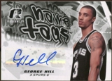 2008/09 Upper Deck Radiance Name Tag Autographs #NTGH George Hill