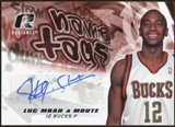 2008/09 Upper Deck Radiance Name Tag Autographs #NTLM Luc Mbah A Moute