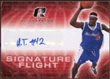 2008/09 Upper Deck Radiance Signature Flight #SFAT Al Thornton SP Autograph