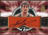 2008/09 Upper Deck Radiance Sweet Shot Autographs #SSBO Andrew Bogut
