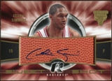 2008/09 Upper Deck Radiance Sweet Shot Autographs #SSCS Cedric Simmons