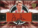 2008/09 Upper Deck Radiance Sweet Shot Autographs #SSSK Steve Kerr