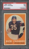 1958 Topps Football #53 Rick Casares PSA 7 (NM) *9839