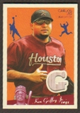 2008 Upper Deck Goudey Memorabilia #CL Carlos Lee