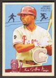 2008 Upper Deck Goudey Memorabilia #JR Jimmy Rollins