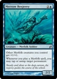 Magic the Gathering Lorwyn Single Merrow Reejerey UNPLAYED (NM/MT)