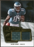 2008 Upper Deck SP Rookie Threads Flashback Fabrics 99-115 #FFAV Jason Avant /115