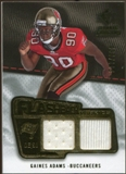 2008 Upper Deck SP Rookie Threads Flashback Fabrics 99-115 #FFGA Gaines Adams /115