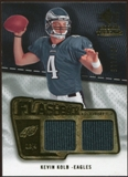 2008 Upper Deck SP Rookie Threads Flashback Fabrics 99-115 #FFKK Kevin Kolb /115