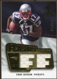 2008 Upper Deck SP Rookie Threads Flashback Fabrics #FFJA Chad Jackson /200