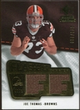 2008 Upper Deck SP Rookie Threads Flashback Fabrics #FFJT Joe Thomas /200
