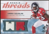 2008 Upper Deck SP Rookie Threads Rookie Threads 125 #RTHD Harry Douglas /125