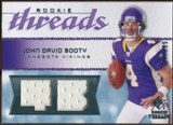 2008 Upper Deck SP Rookie Threads Rookie Threads 125 #RTJB John David Booty /125