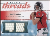 2008 Upper Deck SP Rookie Threads Rookie Threads #RTMR Matt Ryan /125