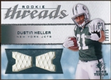 2008 Upper Deck SP Rookie Threads Rookie Threads #RTDK Dustin Keller /75