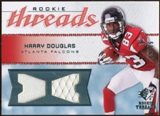 2008 Upper Deck SP Rookie Threads Rookie Threads #RTHD Harry Douglas /75