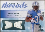 2008 Upper Deck SP Rookie Threads Rookie Threads 75 #RTKS Kevin Smith 59/75