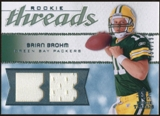 2008 Upper Deck SP Rookie Threads Rookie Threads 199 #RTBB Brian Brohm /199