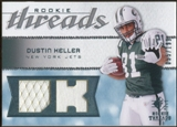 2008 Upper Deck SP Rookie Threads Rookie Threads 199 #RTDK Dustin Keller /199