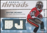 2008 Upper Deck SP Rookie Threads Rookie Threads #RTDX Dexter Jackson /199