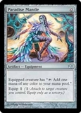 Magic the Gathering Fifth Dawn Single Paradise Mantle Foil