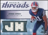 2008 Upper Deck SP Rookie Threads Rookie Threads #RTJH James Hardy /199