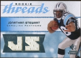 2008 Upper Deck SP Rookie Threads Rookie Threads #RTJS Jonathan Stewart /199