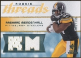 2008 Upper Deck SP Rookie Threads Rookie Threads #RTRM Rashard Mendenhall /199