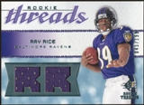 2008 Upper Deck SP Rookie Threads Rookie Threads #RTRR Ray Rice /199