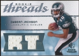 2008 Upper Deck SP Rookie Threads Rookie Threads 250 #RTDJ DeSean Jackson /250