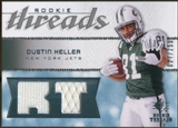 2008 Upper Deck SP Rookie Threads Rookie Threads 250 #RTDK Dustin Keller /250